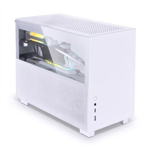 LIAN LI Q58 White build