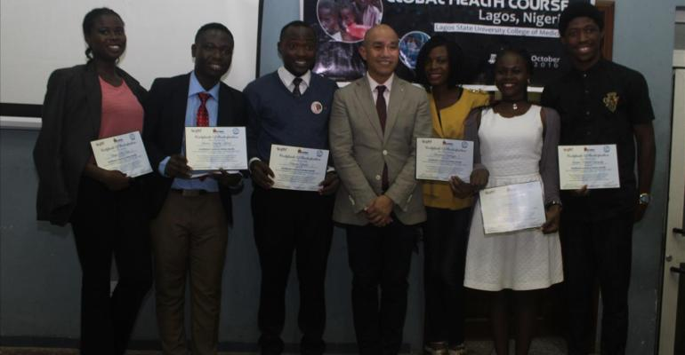 Global Health Pharmacy Certificate Course