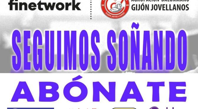 Inicio Campaña de Abonados Finetwork Gijón 20/21