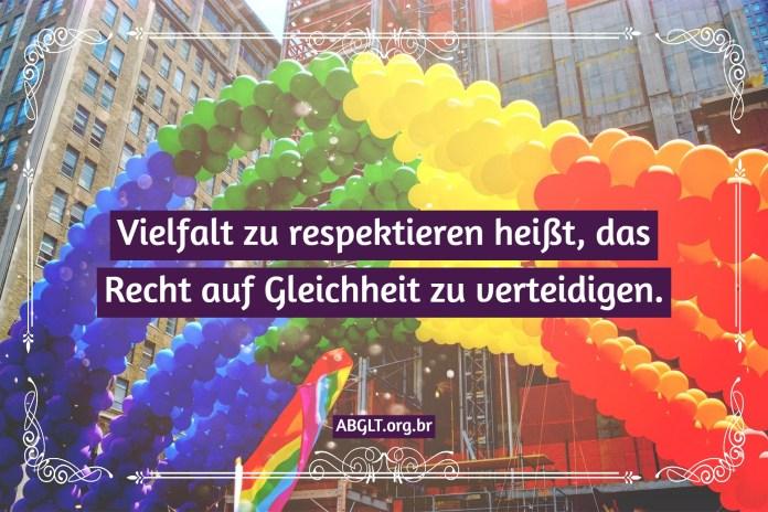 Homosexuelle Phrasen und Untertitel