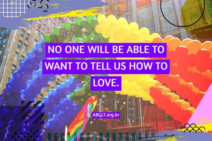 LGBT + Gay Phrases (against homophobia)