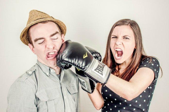 conflitos no casamento