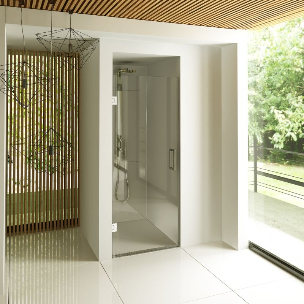 Stanza Glass Shower Door 6 mm