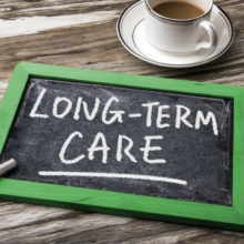 Long-term care—what are your options?