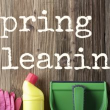 5 Ways to Give Your Finances a $pring Cleaning