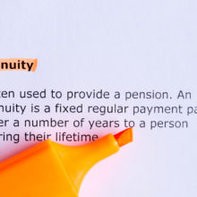 Sales of Indexed Annuities Are Up. Here's Why.