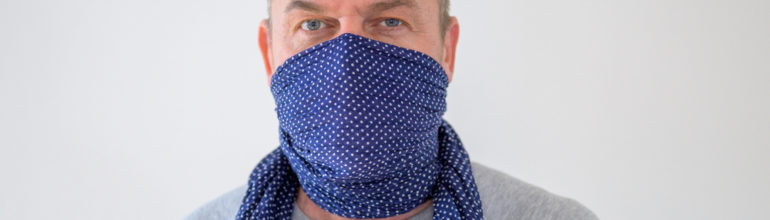How Simple Face Coverings Protect from COVID-19