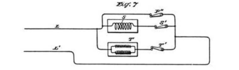 شكل 7 من المحرك الكهربي المغناطيسي