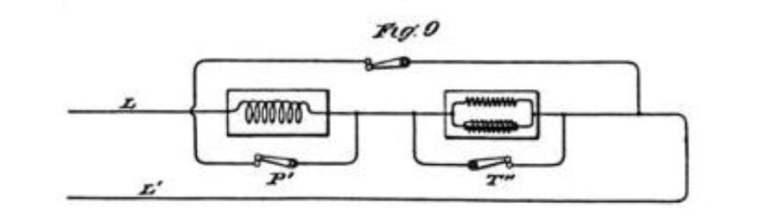شكل 9 من المحرك الكهربي المغناطيسي