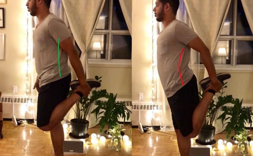 #TechniqueTuesday 1- Quad & Hip Flexors Stretch