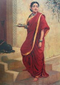 Selected Paintings of Raja Ravi Varma Part 2  AbhiSays.com