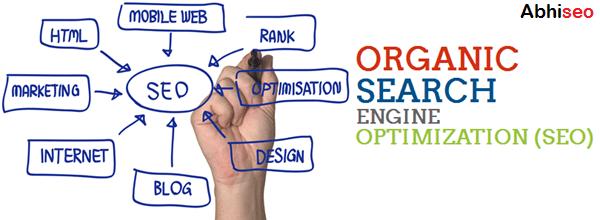 Search Engine Optimization (SEO) or Organic Search