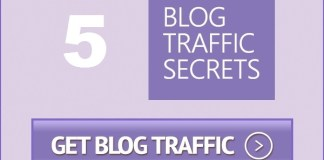 Grabbing traffic at Blogs