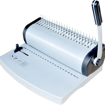 S615 Comb Binding Machine in Comb Binding for use in office stationery products and supplies