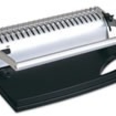 Bind & Go in Comb Binding for use in office stationery products and supplies