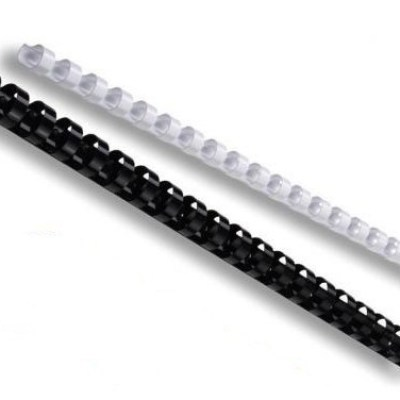 Plastic Comb in Material for use in office stationery products and supplies