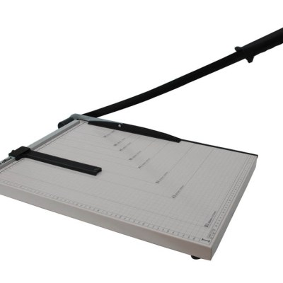 paper cutter Office Supply Size :53x41 cm,Cutting capacity :12sheets 70g paper,Packing :~1/5,Measure :73.5x54.5x35 cm