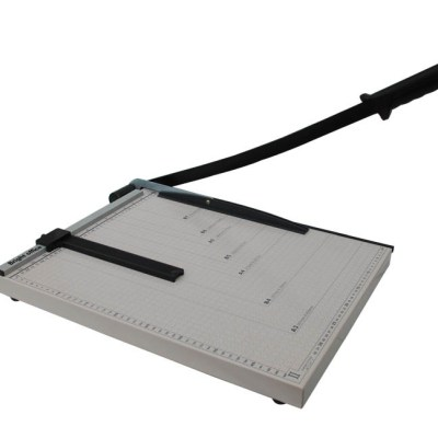 paper cutter Office Supply Size :48x38 cm,Cutting capacity :12sheets 70g paper,Packing :~1/5,Measure :64x41x32 cm