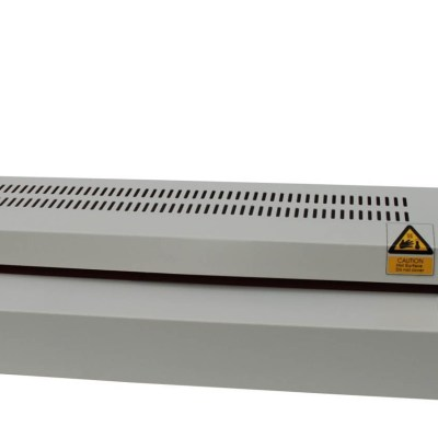 Laminator machine Office Supply Laminating Speed :0.5m/min,Laminating Width :460 mm,Laminating Thickness :2 mm,Operating Temperature :100-180, Quality of Roller :4,Heating Method :infrared Heating Power Supple(Optional), AC100/120/220/240V / 50/60Hz :Pow