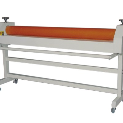 Cold Laminator Office Supply Laminating width :1600 mm,Laminating thickness :10 mm,Diameter of roller :130 mm,Packing :1,Measure :163x51x41 cm
