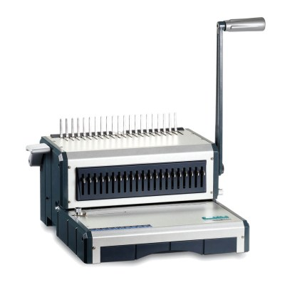 Binding machine Office Supply Punch up to:25 sheets each time,Packing :~1/1,Measure :58x45x36 cm