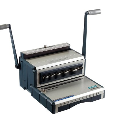 Binding machine Office Supply Punch up to:25 sheets each time ,Packing :~1/1,Measure :56x65x32 cm
