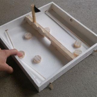 kinderworkshop houtbewerken zelf houten spel maken kinderfeest nijmegen kinderworkshop