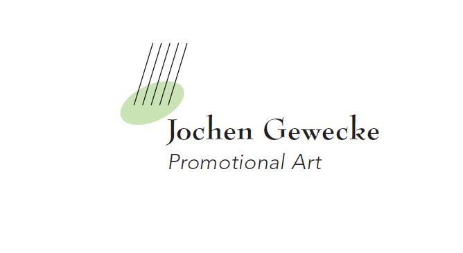Jochen Gewecke – Promotional Art