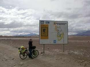 Après 6 mois de voyage, nous voila en Bolivie!