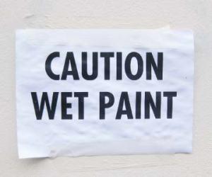 wet-paint