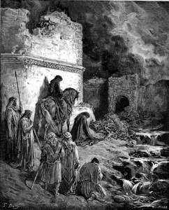 Nehemiah - Gustave Dore