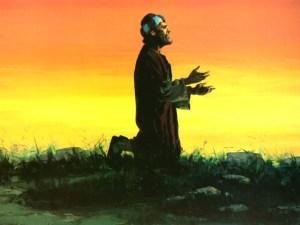 Nehemiah Praying
