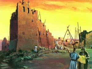 Nehemiah - Rebuilding Walls