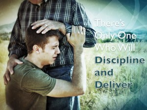 God the Father Disciplines and Delivers