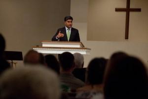 Abidan Shah Preaching