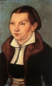 Katherine von Bora - Lucas Cranach