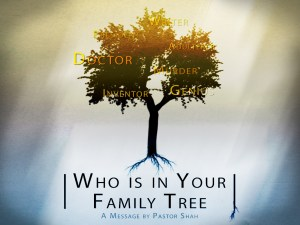whose in your family tree