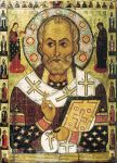 St. Nicholas from 1294