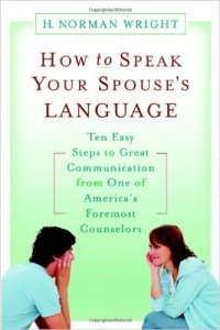 How to speak your spouse's language