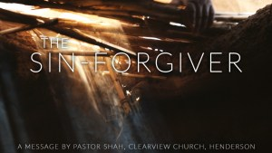 The Sin Forgiver