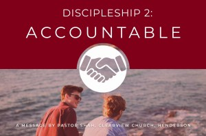Discipleship Accountable