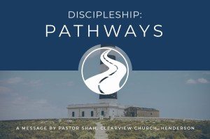Discipleship Pathways