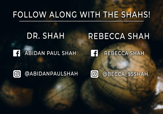 Follow the Shahs Live copy