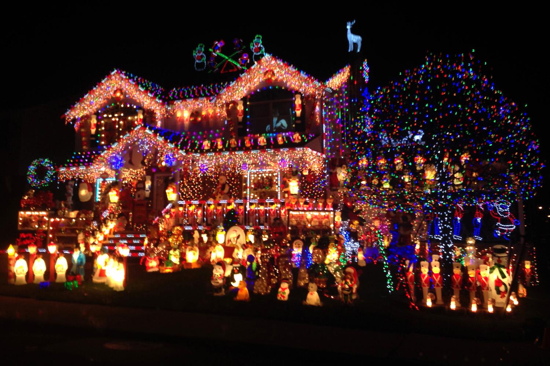 CHRISTMAS LIGHTS IN A MINUTE  Abidan Paul Shah