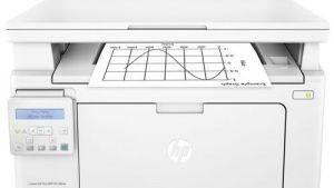 Hp LaserJet Pro MFP M130nw Black And White Printer