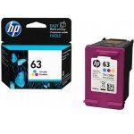 Hp 63 Color Inkjet Cartridge