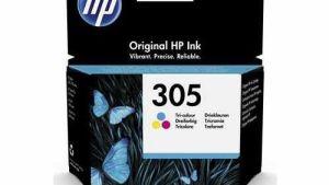 Hp 305 Color Inkjet Cartridge