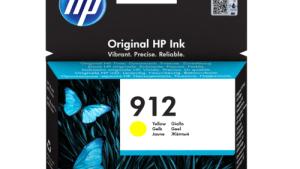 HP 912 Yellow inkjet cartridge