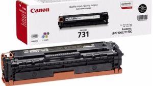 Canon 731 Black Original Toner Cartridge