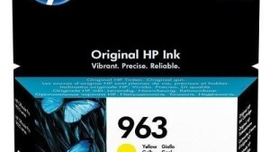 Hp 963 Yellow Inkjet Cartridge